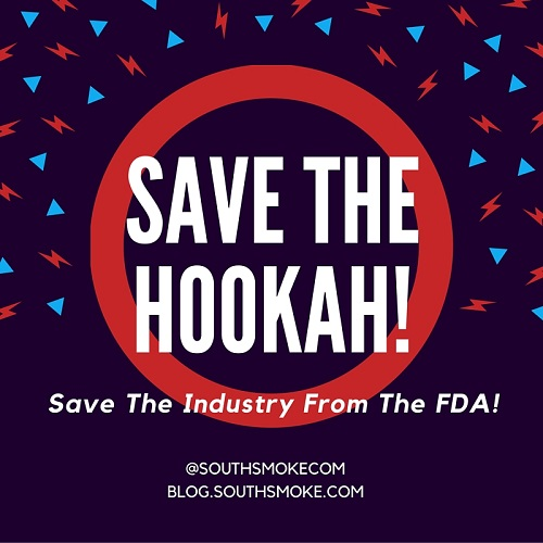 Save the Hookah from the FDA
