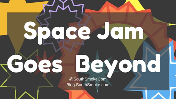 Space Jam E Juice and Star Trek Beyond