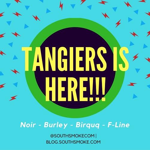 Tangiers Shisha Available
