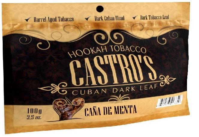 Castros Cuba Dark Leaf Tobacco Fantasia