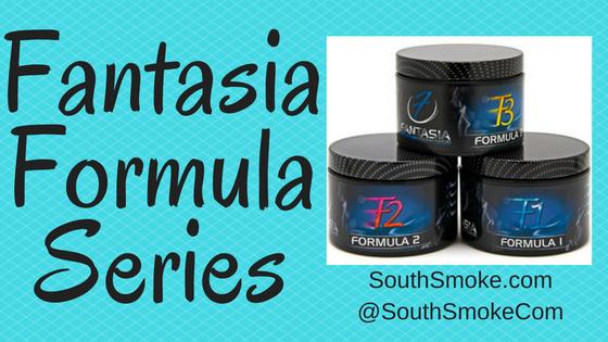 Fantasia Hookah Tobacco Formula Series Flavors