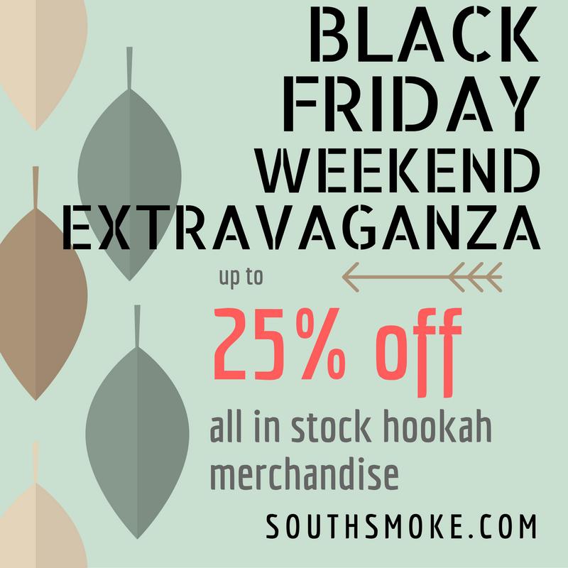 Hookah Black Friday Sale