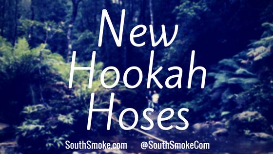 New Hookah Hoses