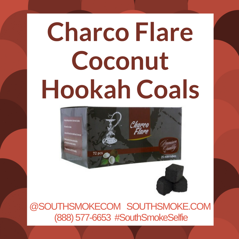Charco Flare Coconut Hookah Coals