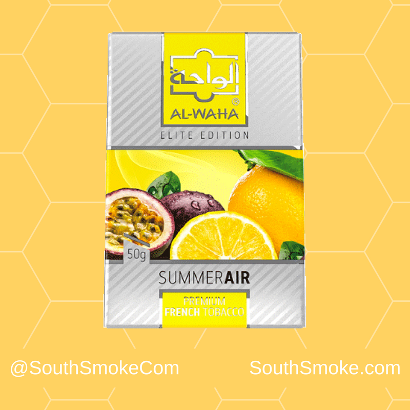 Al-Waha flavored hookah tobacco Summer Air Flavor