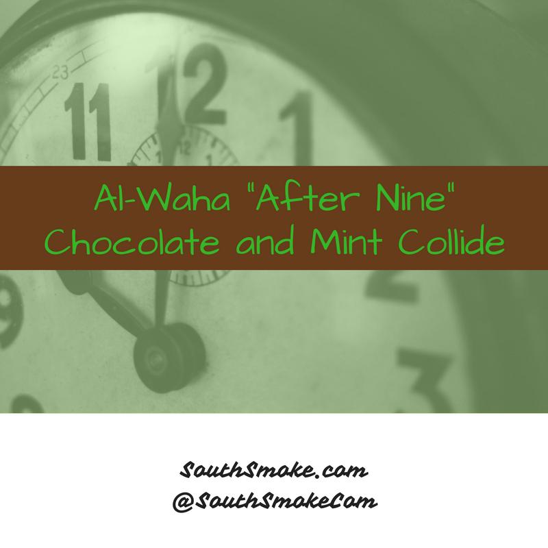 Al-Waha Tobacco After Nine Flavor