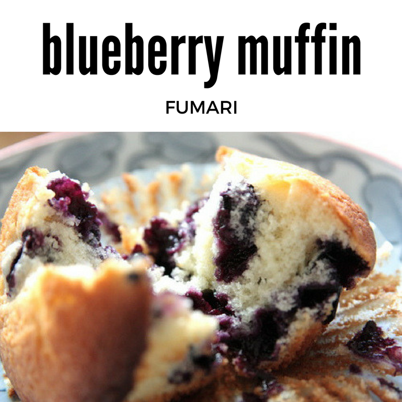 I found My Thrill on Blueberry Muffin Hill