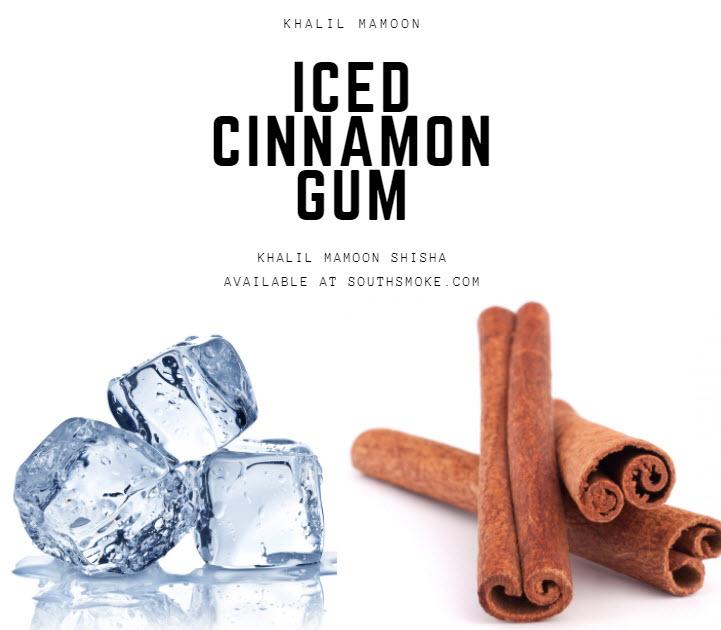 Khalil Mamoon Iced Cinnamon Gum