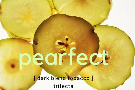 Trifecta Pearfect Pear Dark Blend Tobacco Flavor