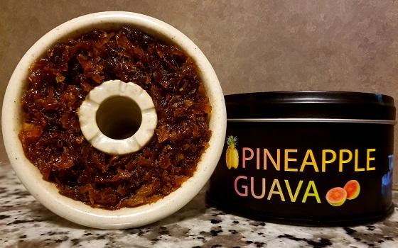 Trifecta Pineapple Guava Hookah Tobacco Shisha