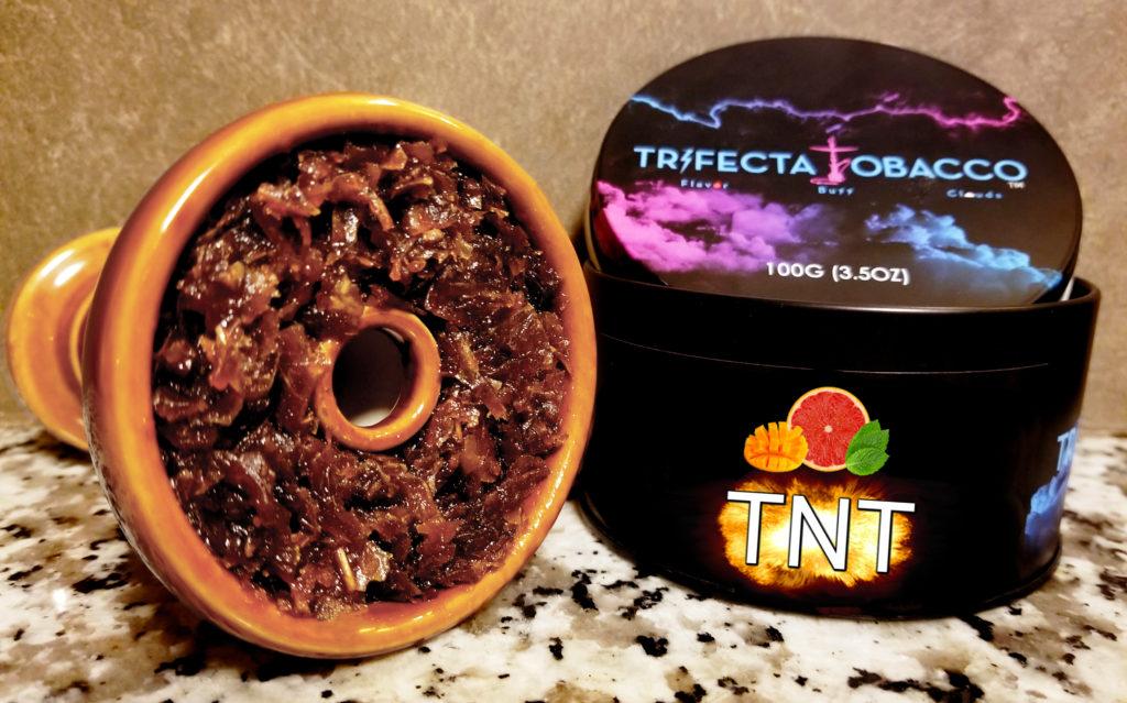 Trifecta TNT Flavored Tobacco Blonde Line