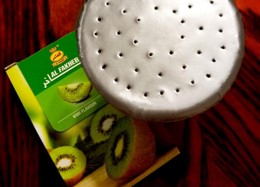 al-fakher shisha kiwi flavor