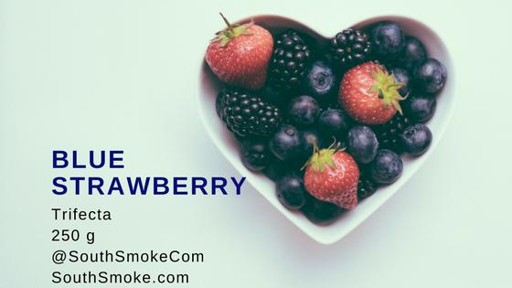 Blue Strawberry Trifecta Shisha Flavor