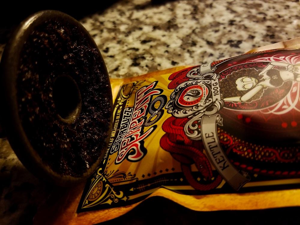 starbuzz serpent premium flavored tobacco