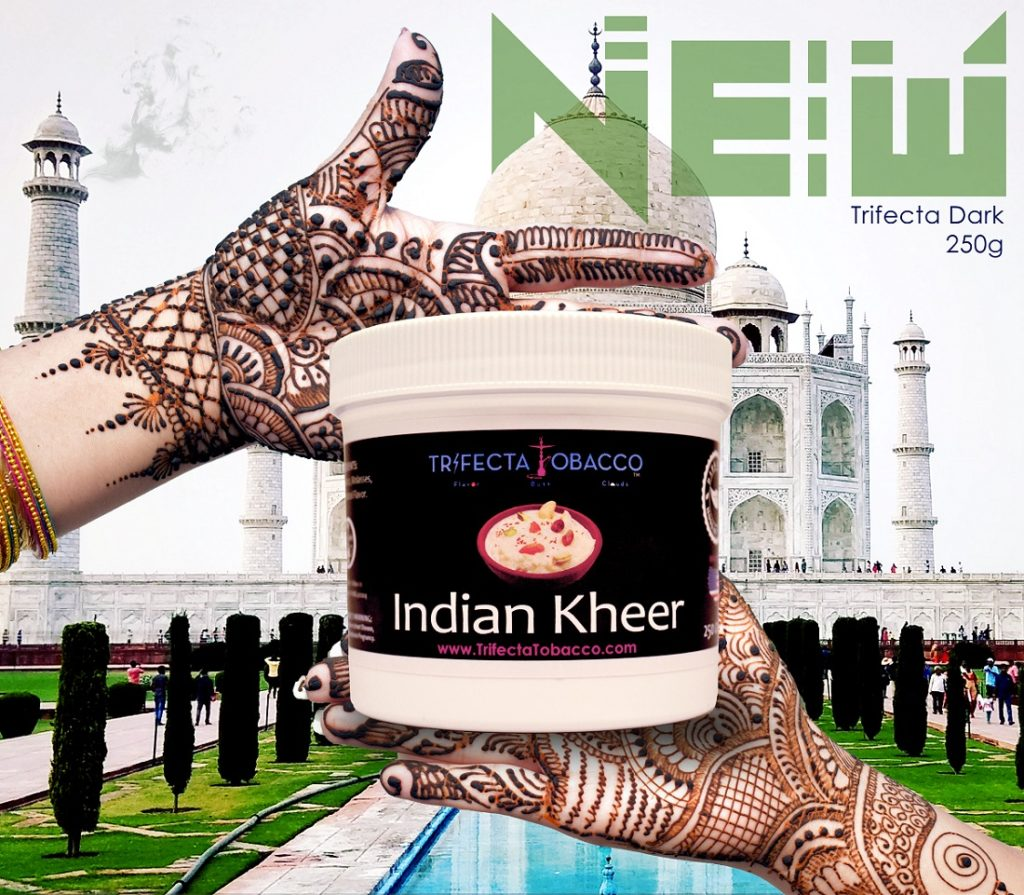 Trifecta dark blend tobacco indian kheer