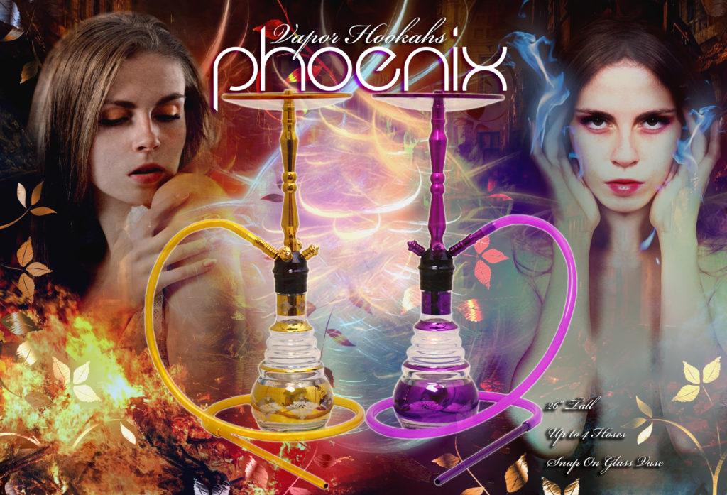 vapor hookahs phoenix hookah single hose hookah