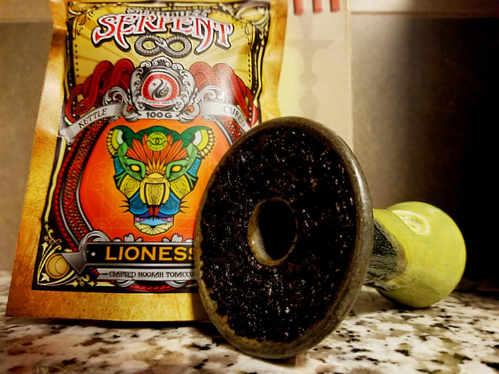 Starbuzz Serpent Shisha - Lioness Flavored Tobacco