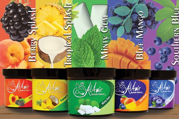 al-amir flavored tobacco new flavors