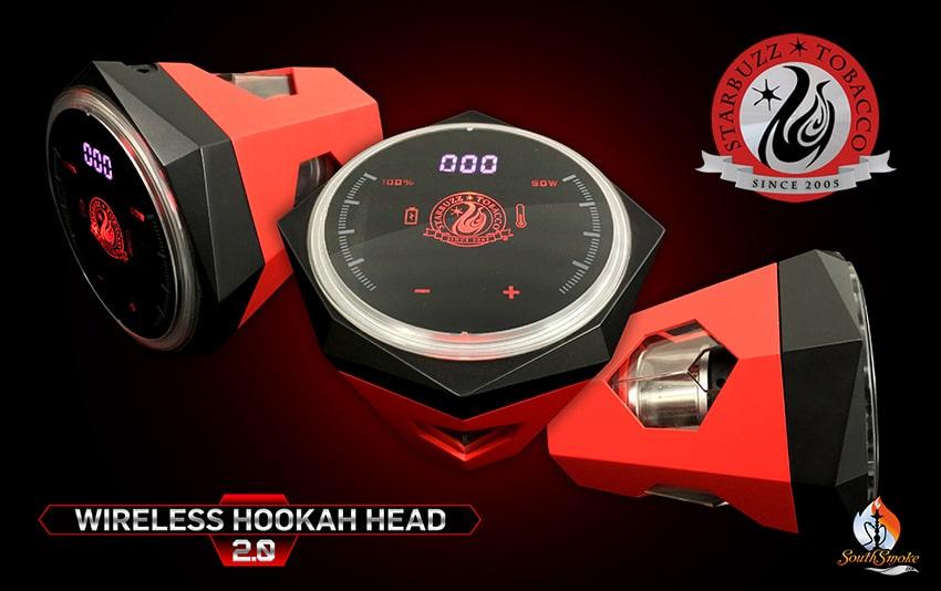 NEW Starbuzz Wireless E-hookah Head & NEW Atomizer - A Review